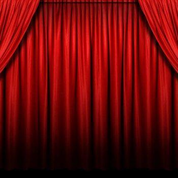Kurtyna teatralna - symbolika zabiegów ginekologii estetycznej (hymenoplastyki)